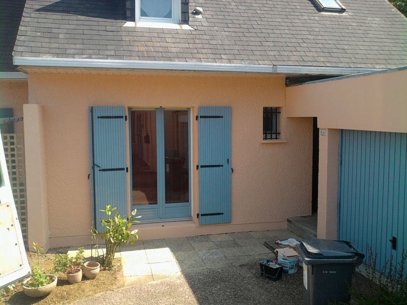 Peinture facade at toph services for Choix de couleur de peinture exterieure