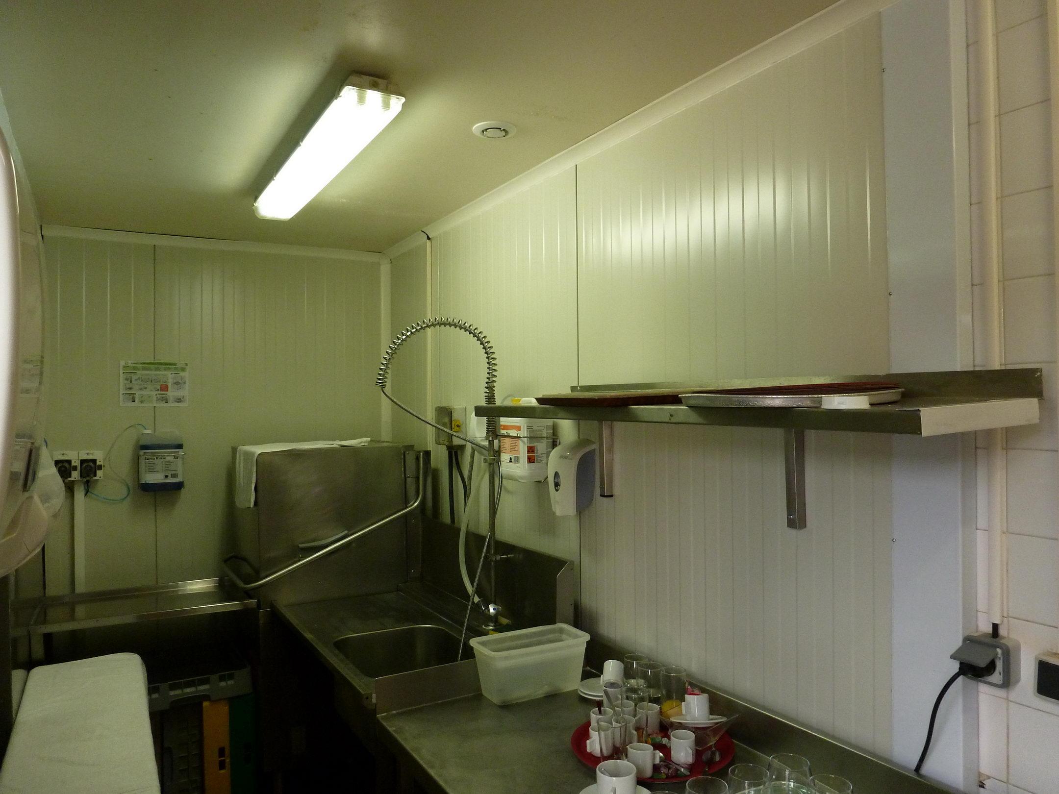 Refexion cloison plonge d un restaurant at toph services for Machine plonge restaurant
