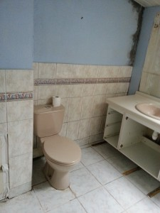 échange receveur de douche ,faïence,sol et meuble de salle de bain